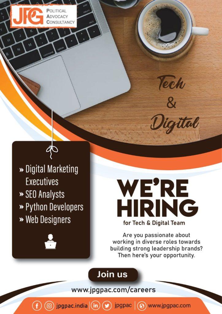 Tech & Digital Team